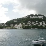 View from the sea of Windjammer