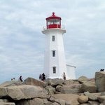 Lunaberg - loved the eating places and galleries and ideal for Peggy's cove and surrounding area