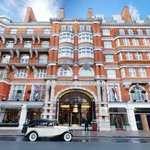 St James' Court, A Taj Hotel - An English Classic, Reinvented in the Heart of Westminster Facade