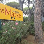 Photo de Camping Le Marze