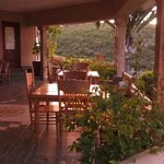 Brenton Hill Self Catering resmi