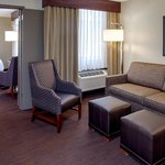 Parlor/Sitting are of King Executive Guestroom