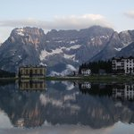Foto de Grand Hotel Misurina