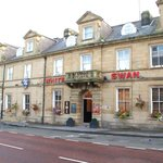Φωτογραφία: The White Swan Hotel, Alnwick