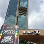 Hilton Alexandria Mark Center resmi