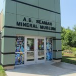 Front of Museum