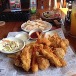 Forrest's Seafood Feast