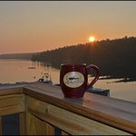 Quahog Bay Inn in Harpswell, Maine resmi