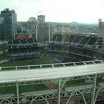 View of Petco Park-From the Bathroom!