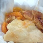 Peach Cobbler to go