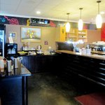 DeOro Coffee Lounge for Continental breakfast