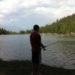 Fishing @ Hume Lake