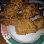 Hot, Fresh and Perfectly Fried Chicken