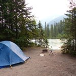Φωτογραφία: Mount Robson Lodge & Robson Shadows Campground