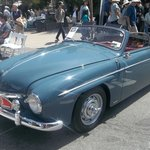 Carmel Concours on the Avenue