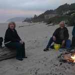 Sea Sprite at Haystack Rock resmi