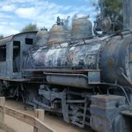 old steam loco