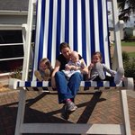 The deck chair