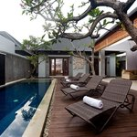 Photo de The Wolas Villas & Spa