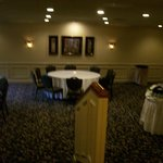 One of the smaller Banquet Rooms