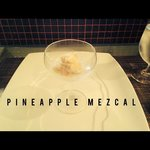 Pineapply Mezcal