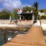 Carib Inn Dock