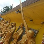 Foto de Ten Thousand Buddhas Monastery (Man Fat Sze)