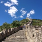 Great Wall in such a gorgeous weather