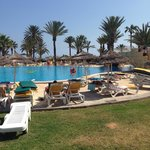 Photo de Houda Golf and Beach Club