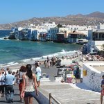 Foto de Mykonos Grand Hotel & Resort