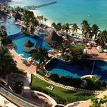 Foto de Fiesta Americana Grand Coral Beach Resort & Spa