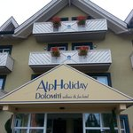 Foto de AlpHoliday Dolomiti Wellness & Fun Hotel