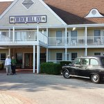 Church Hill Inn resmi