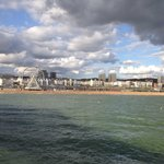 Foto de Travelodge Brighton Seafront Hotel