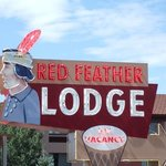 Foto di Red Feather Lodge