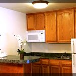 ASK FOR A ROOM WITH A LOVELY, SPACIOUS KITCHENETTE!