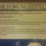 Bilde fra Holiday Inn London Kensington Forum