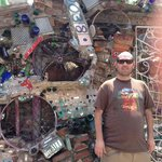 Magic Gardens, Artist Isaiah Zagar, from the walking tour