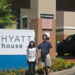 Photo de HYATT house Sacramento/Rancho Cordova