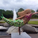 Norfolk mermaid