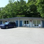 Foto Bar Harbor Motel