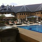 Foto van Pennyhill Park Hotel and The Spa