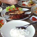 great indonesian lunch