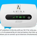 Stay connected 24/7 anywhere in the city with portable Wi-Fi
