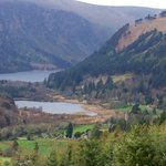 Approaching Glendalough from Roundwood