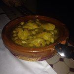 Chicken and Lemon Tagine