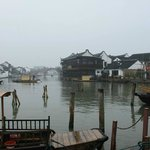 Suzhou Ancient Grand Canal Foto