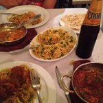 A fantastic meal at Nice Spice!
