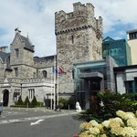 Front of Clontarf Castle / Hotel