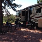Colorado Springs Mountaindale Cabins & RV Resort의 사진